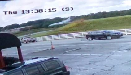 Exclusive video shows deadly jet crash at Greenville Downtown airport