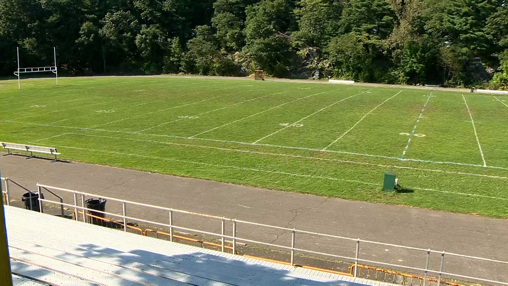 High school football player seriously injured during game in Wakefield