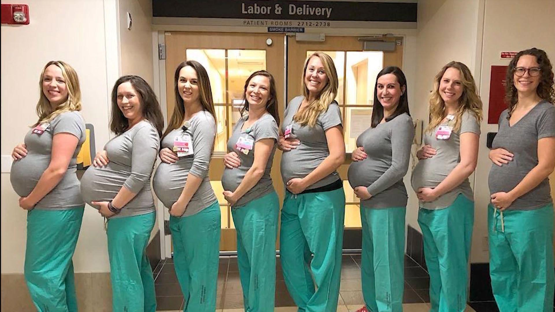 Image result for portland 9 nurse