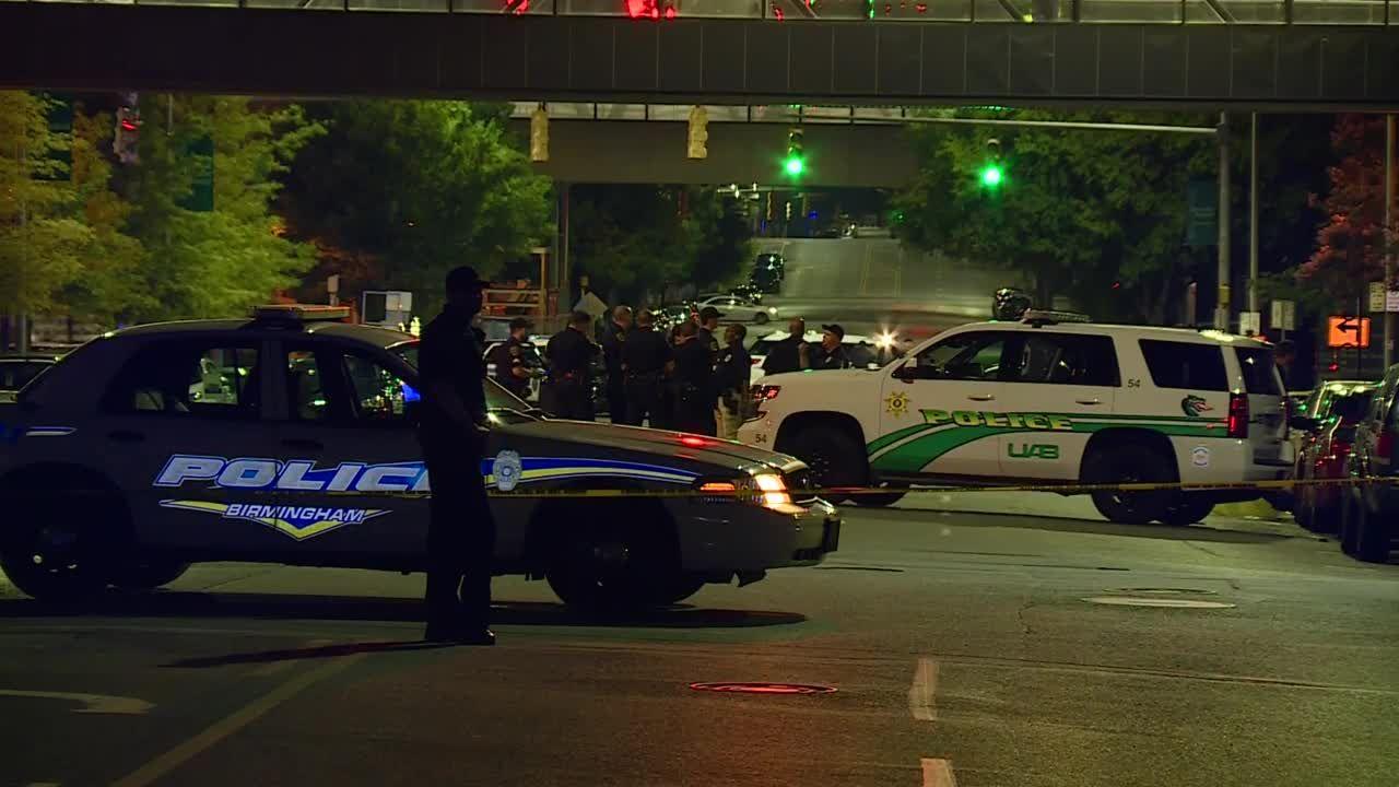 Man found shot to death near UAB Hospital in Birmingham