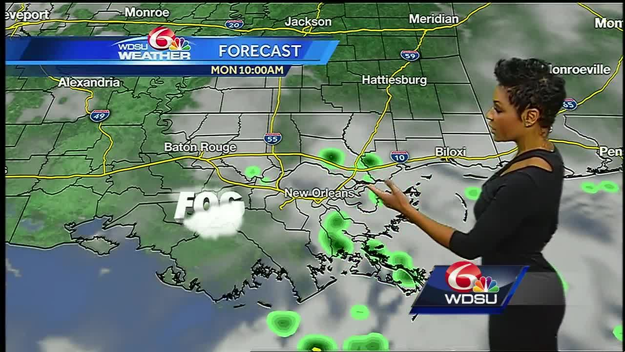 Httpswww Wdsu Comarticlerainfall From Hurricane Nate Could Reach