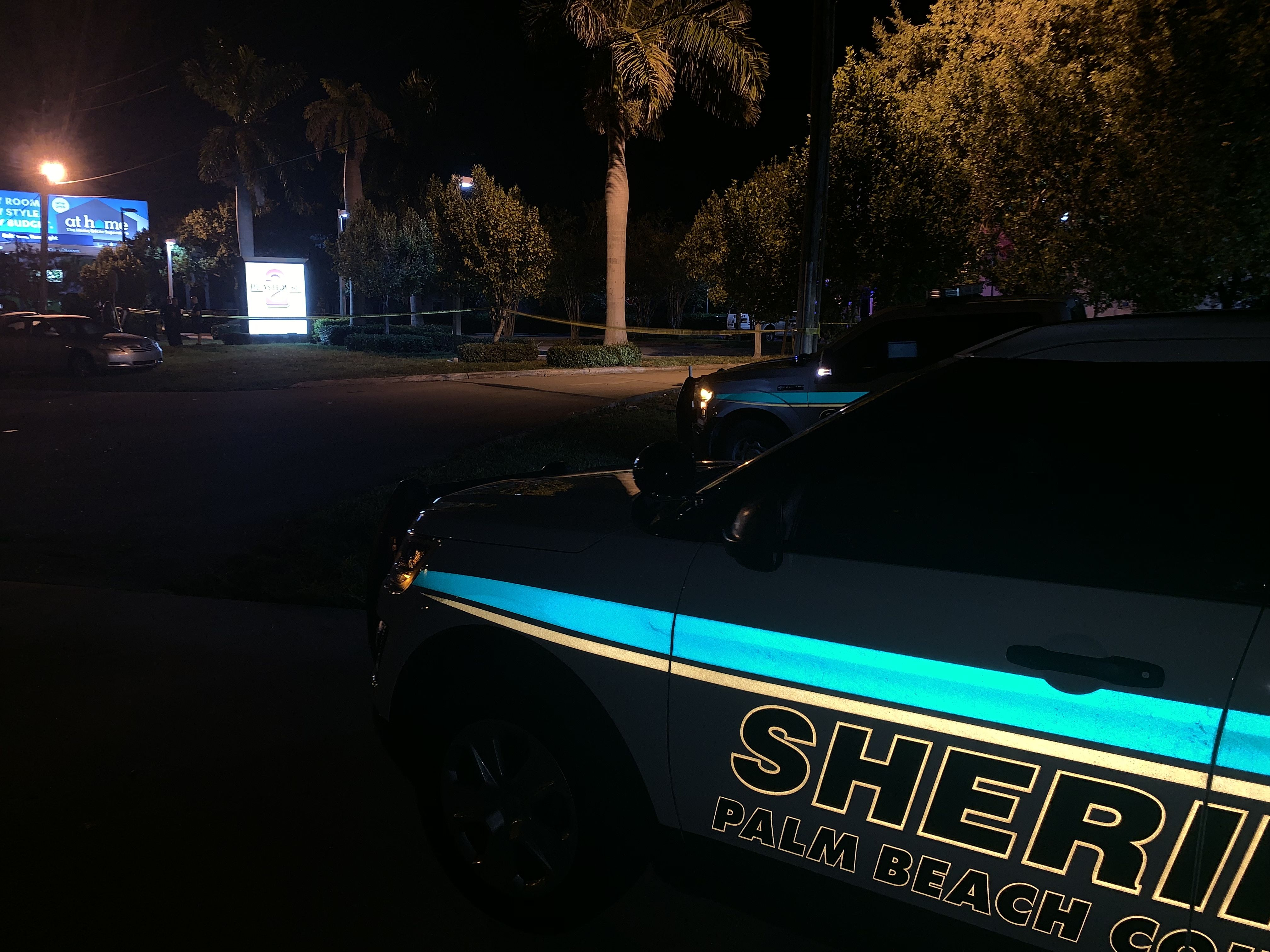 Man shot inside West Palm Beach gentlemen's club