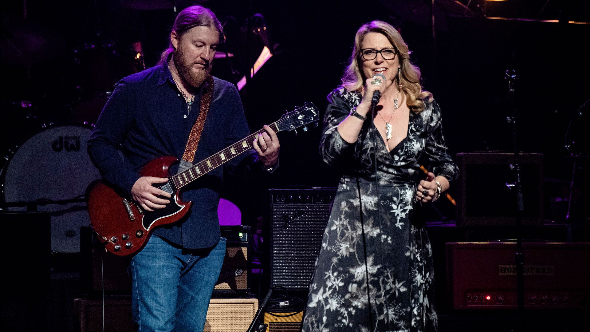 Mass. native Susan Tedeschi continues to pay salaries of band, road crew throughout pandemic