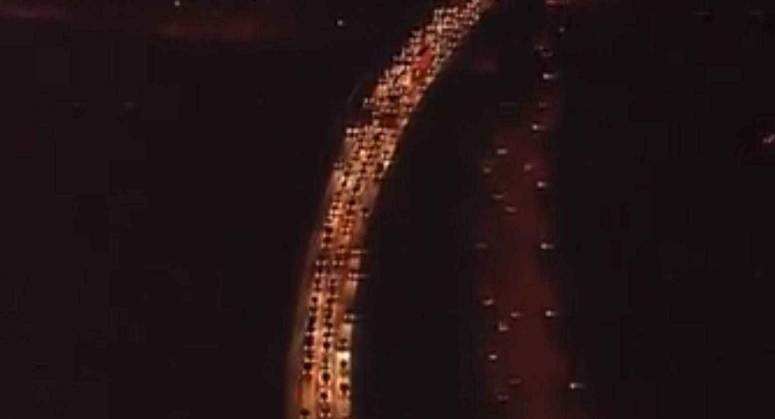 Crash causes traffic to back up on I-44 near I-40 in OKC