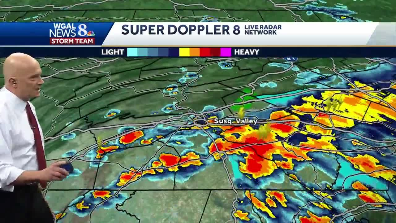 Flash flooding threat continues for next few hours