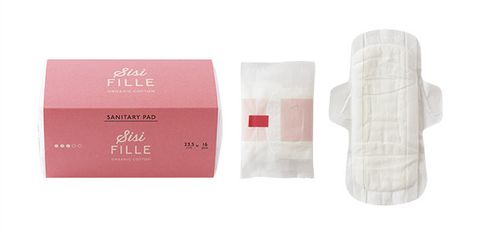 Product, Magenta, Peach, Maroon, Packaging and labeling, Rectangle, Brand, Coquelicot, Label, Box,
