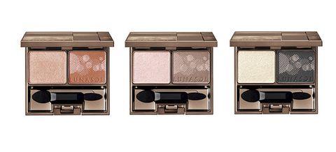 Eye shadow, Eye, Cosmetics, Product, Brown, Beauty, Organ, Human body, Beige, Material property,