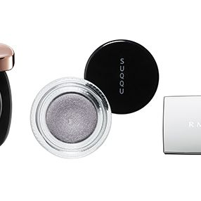 Product, Pink, Violet, Cosmetics, Beauty, Eye shadow, Skin, Cheek, Purple, Eye,