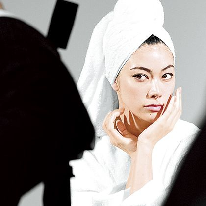 Face, Photograph, Skin, Beauty, Eyebrow, Hand, Headgear, Photography, Gesture, Temple,