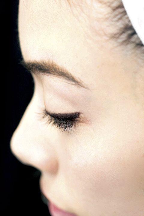 Face, Eyebrow, Eyelash, Nose, Hair, Eye, Forehead, Cheek, Skin, Lip,
