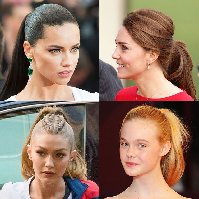 Hair, Hairstyle, Face, Ear, Chin, Beauty, Eyebrow, Long hair, Blond, Chignon,