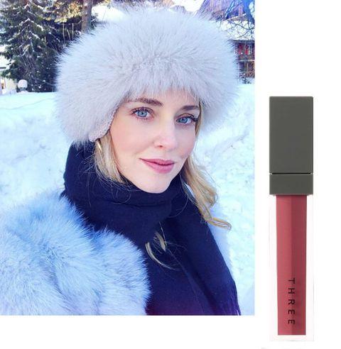 Fur, Skin, Winter, Beauty, Fur clothing, Cap, Headgear, Lip, Material property, Ushanka,