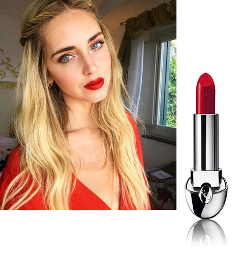 Lip, Hair, Red, Face, Lipstick, Blond, Beauty, Eyebrow, Skin, Nose,