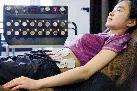 Arm, Shoulder, Neck, Electronics, Electronic device,