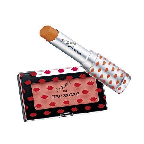 Pattern, Carmine, Lipstick, Rectangle, Peach, Polka dot, Coquelicot, Cosmetics,