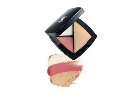 Cosmetics, Beauty, Pink, Eye shadow, Face powder, Beige, Cheek, Eye, Lip, Lipstick,