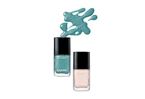 Cosmetics, Aqua, Green, Product, Turquoise, Beauty, Liquid, Water, Material property, Nail polish,