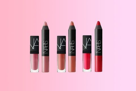 Cosmetics, Pink, Lipstick, Red, Beauty, Lip, Tints and shades, Lip care, Lip gloss, Material property,