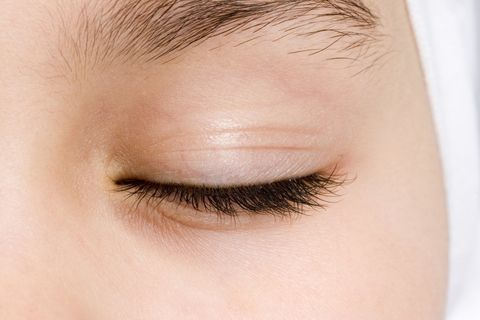 Eyebrow, Face, Eyelash, Hair, Eye, Skin, Nose, Cheek, Forehead, Close-up,