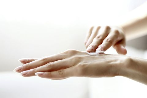 Skin, Hand, Finger, Arm, Nail, Joint, Gesture, Close-up, Wrist, Neck,