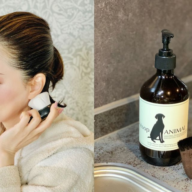 Hair, Product, Hairstyle, Bottle, Neck, Ear,