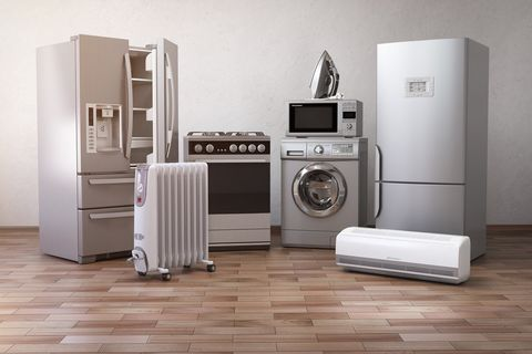 Major appliance, Washing machine, Home appliance, Product, Room, Floor, Electronics, Small appliance, Laundry room, Clothes dryer,