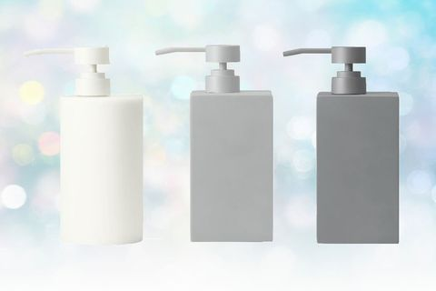 Soap dispenser, Plastic bottle, Product, Bathroom accessory, Wash bottle, Material property, Liquid, Bottle, Lotion, Skin care,