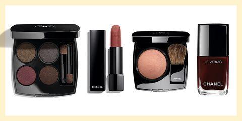 Cosmetics, Product, Eye shadow, Beauty, Brown, Eye, Beige, Material property, Powder, Brush,