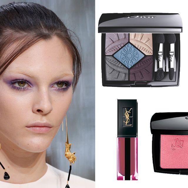 Face, Skin, Product, Eye shadow, Eyebrow, Cheek, Pink, Beauty, Head, Eye,