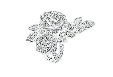 Diamond, Fashion accessory, Jewellery, Platinum, Silver, Metal, Brooch, Engagement ring, Body jewelry, Gemstone,