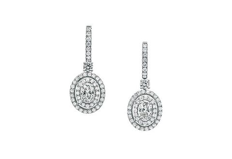 Jewellery, Earrings, Body jewelry, Fashion accessory, Silver, Diamond, Metal, Gemstone, Ornament,