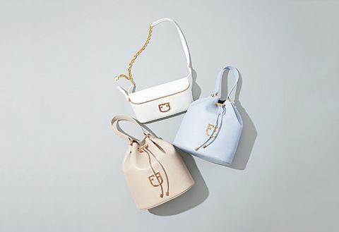 Product, Bag, White, Fashion accessory, Style, Shoulder bag, Luggage and bags, Fashion, Handbag, Beige,