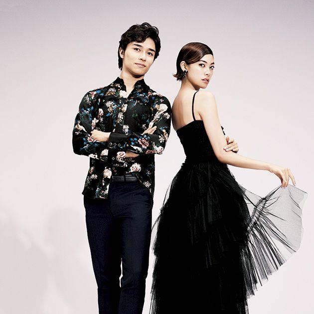 Fashion model, Fashion, Fashion design, Dress, Shoulder, Waist, Formal wear, Little black dress, Dance, Style,