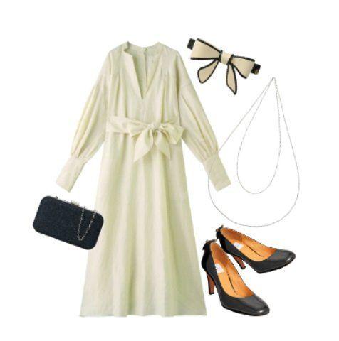 White, Clothing, Footwear, Sleeve, Beige, Outerwear, Dress, Shoe, Blouse, Robe,