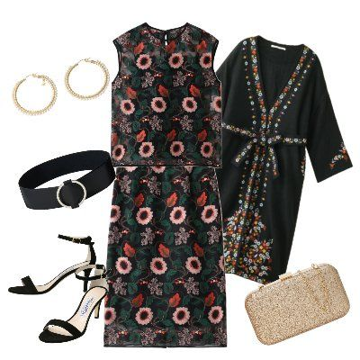 Clothing, Sleeve, Dress, Robe, Pattern, Pattern,