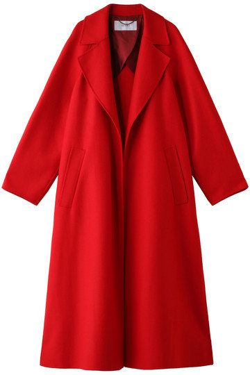 Clothing, Outerwear, Red, Sleeve, Coat, Overcoat, Collar, Robe, Costume, Trench coat,