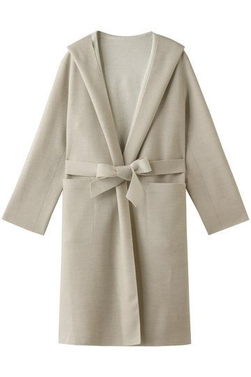 Clothing, Outerwear, Robe, Coat, Sleeve, Trench coat, Overcoat, Beige, Collar, Costume,