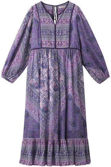 Clothing, Purple, Day dress, Violet, Dress, Sleeve, Lavender, Lilac, Pattern, Cocktail dress,