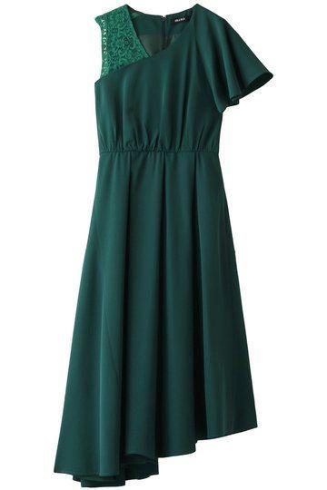 Clothing, Dress, Day dress, Green, Cocktail dress, Aqua, Turquoise, Teal, Sleeve, Shoulder,