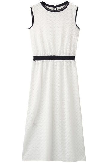 Clothing, Dress, Day dress, White, Cocktail dress, Sleeve, Sleeveless shirt, Outerwear, Neck, A-line,
