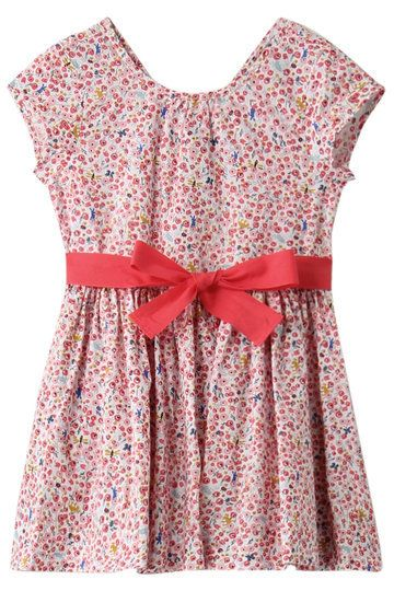 Clothing, Product, Blue, Pattern, Dress, Collar, Textile, White, Red, One-piece garment,
