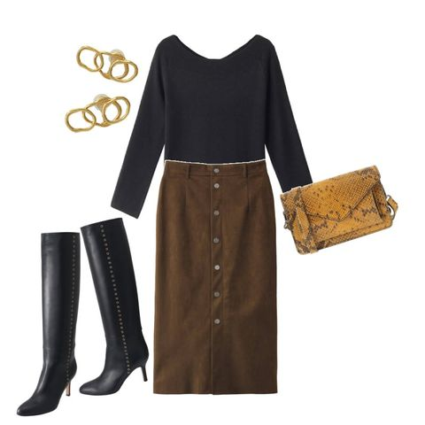 Clothing, Brown, Footwear, Sleeve, Fashion, Dress, Trousers, Blouse, Beige, Crop top,