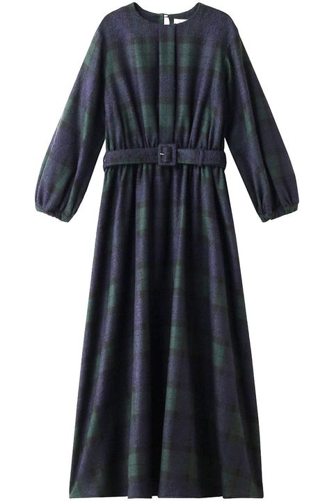 Clothing, Dress, Day dress, Sleeve, Green, Cocktail dress, Outerwear, Textile, Pattern, A-line,