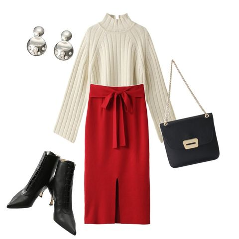 Clothing, Red, Footwear, Fashion, Outerwear, Sleeve, Dress, Blouse, Shoe, Costume,
