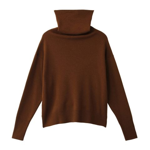 Clothing, Sleeve, Outerwear, Hood, Brown, Neck, Shoulder, Hoodie, Sweater, Blouse,