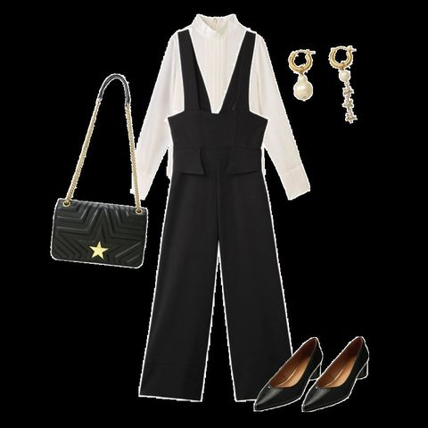 White, Clothing, Black, Formal wear, Fashion, Dress, Footwear, Suit, Font, Costume design,