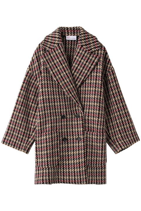Clothing, Outerwear, Plaid, Pattern, Sleeve, Tartan, Coat, Jacket, Design, Blazer,