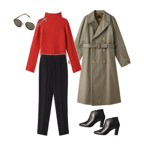 Clothing, Outerwear, Coat, Sleeve, Footwear, Overcoat, Costume, Trench coat, Uniform, Dress,