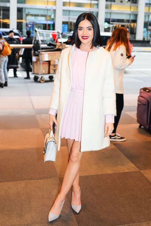 White, Clothing, Photograph, Street fashion, Fashion, Snapshot, Pink, Shoulder, Beauty, Leg,