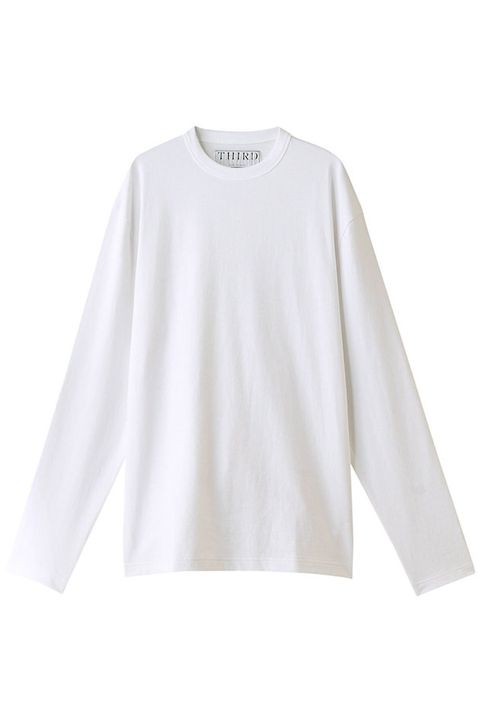 Clothing, White, Sleeve, Long-sleeved t-shirt, T-shirt, Outerwear, Sweater, Top, Blouse, Neck,